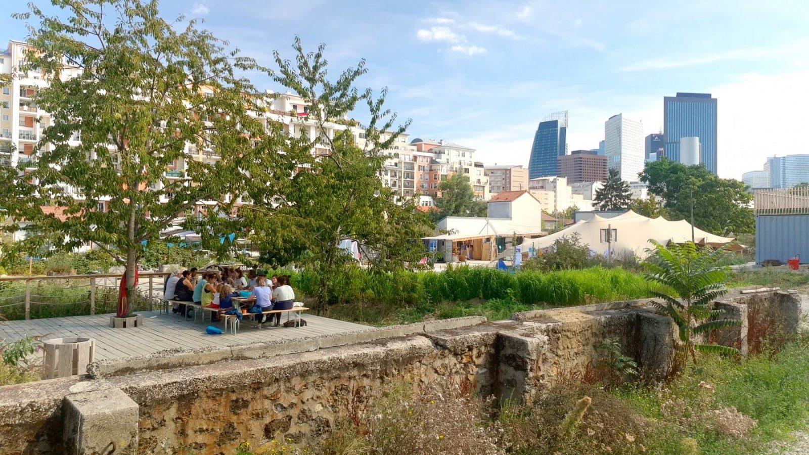 Les tiers-lieux à Paris pour une ville plus durable