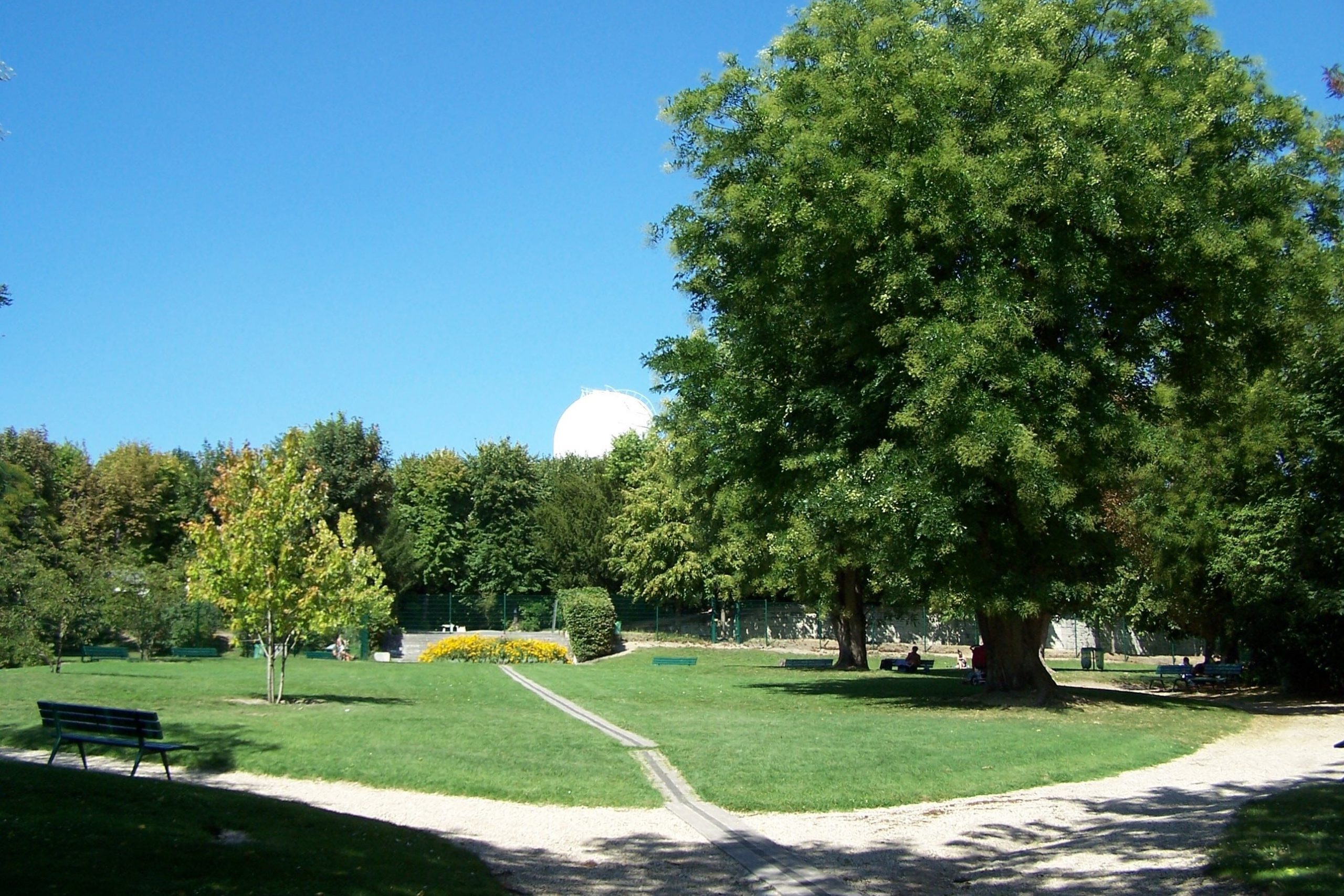 Jardin de l'Observatoire de Paris