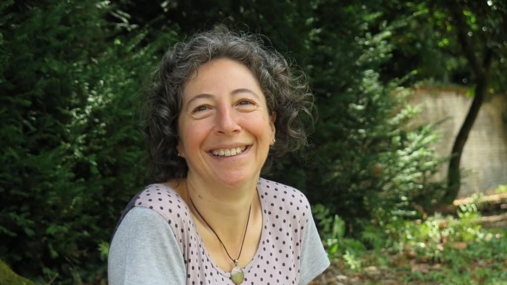 Crystèle Ferjou, pionnière de l'école du dehors en France