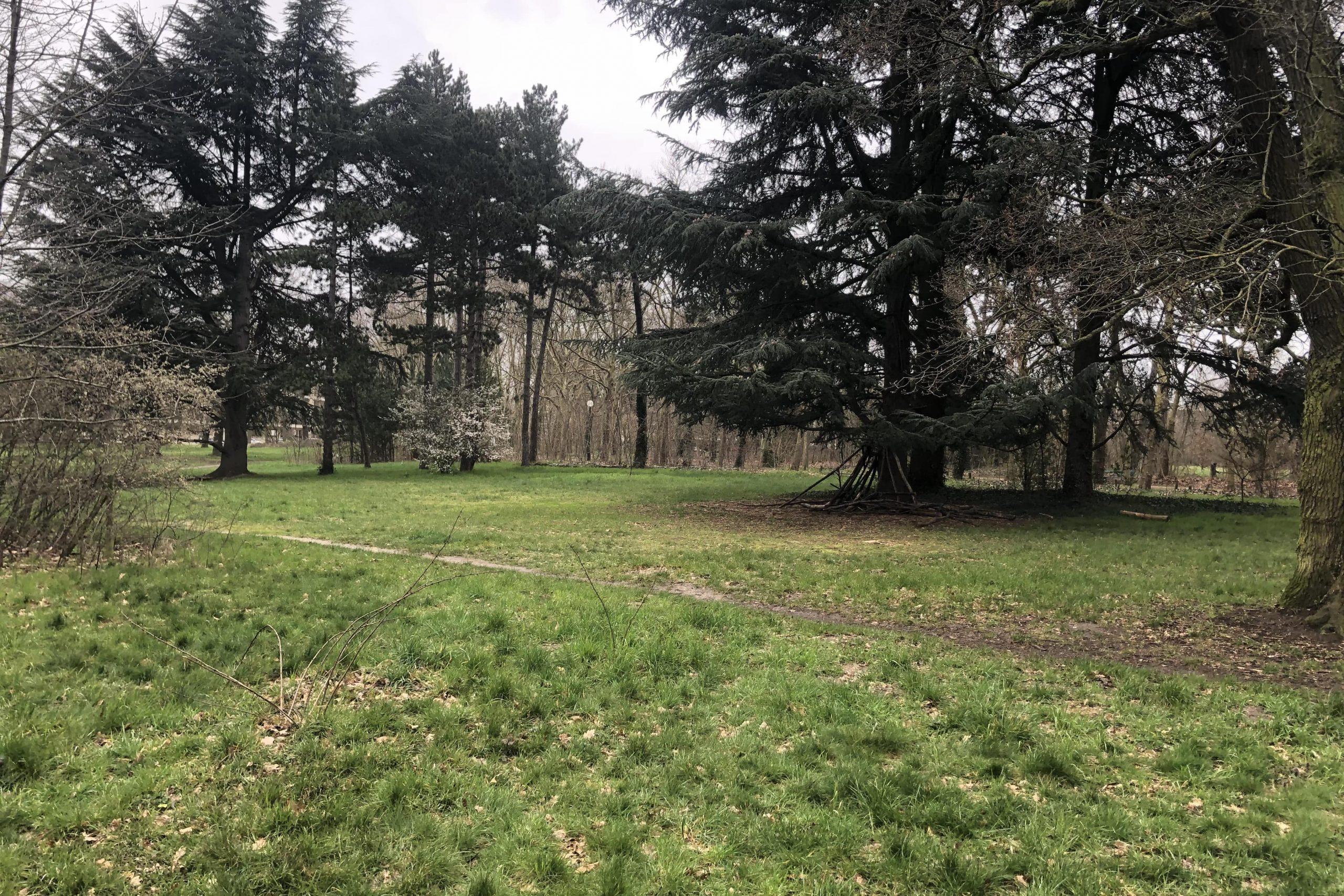 Bois de Vincennes - Nogent