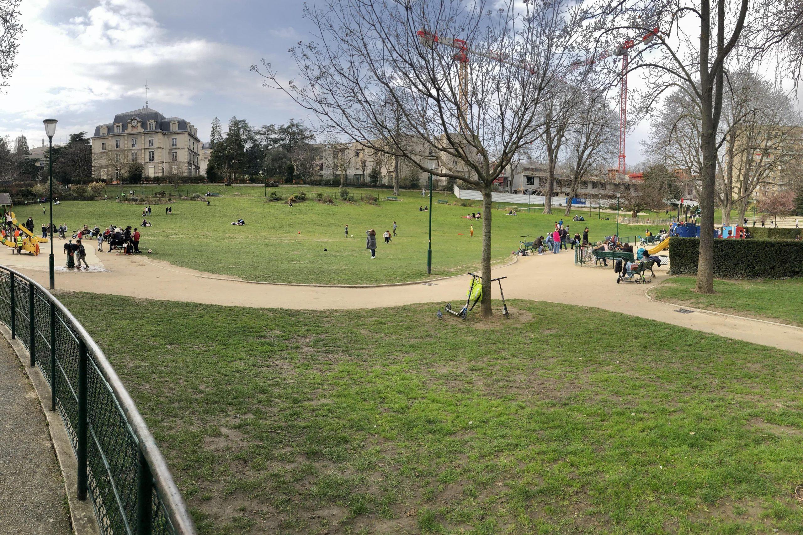 Parc Sainte-Périne