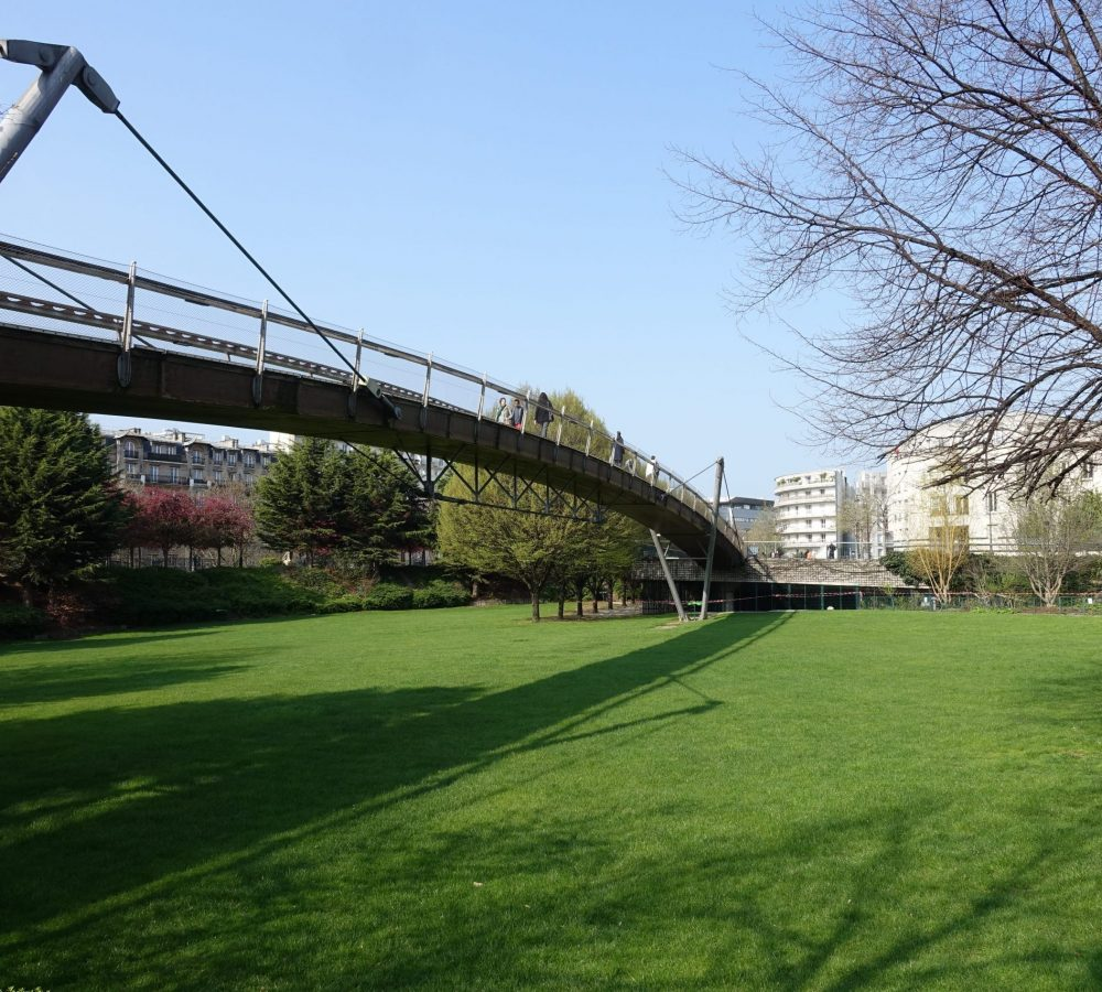 Jardin de Reuilly - Paul-Pernin