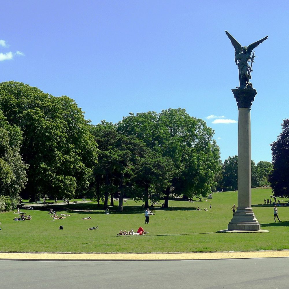 Parc Montsouris