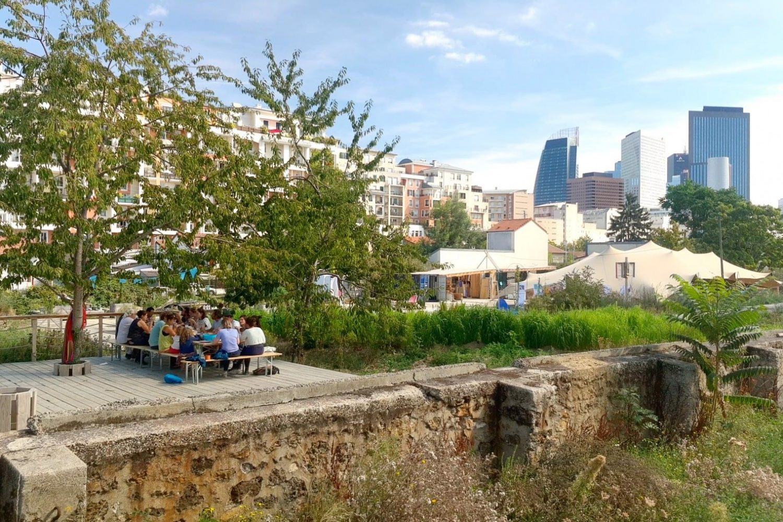 8 tiers-lieux à Paris pour une ville plus durable
